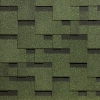 Черепица гибкая DOCKE PIE SIMPLE коллекция ТЕТРИС (Зеленая)